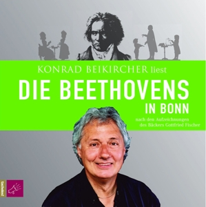 Die Beethovens in Bonn, 1 Audio-CD | Dodax.at