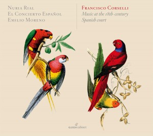 Francisco Corselli: Music at the Spanish Court | Dodax.co.uk