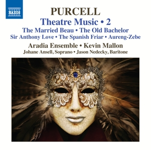 Purcell: Theatre Music, Vol. 2 | Dodax.at