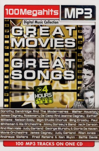 GREAT MOVIES GREAT SONGS | Dodax.at