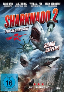 Sharknado 2, 1 DVD | Dodax.co.jp