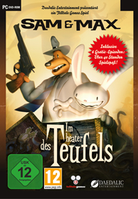 Sam & Max, Im Theater des Teufels, DVD-ROM | Dodax.co.uk