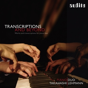 Transcriptions and Beyond: Works and transcriptions for piano duo | Dodax.com