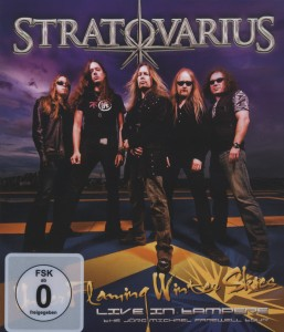 Under Flaming Winter Skies: Live in Tampere [DVD] | Dodax.nl