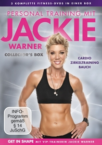 Personal Training mit Jackie Warner - Collector's Box, 3 DVDs | Dodax.at
