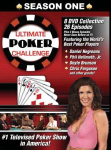 ULTIMATE POKER CHALLENGE 8DVD | Dodax.at