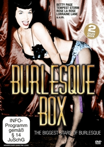 Burlesque Box, 2 DVDs | Dodax.at