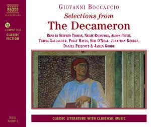 Selections from The Decameron | Dodax.ch