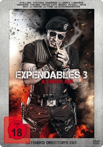 The Expendables 3 -Limited Extended Director's Cut | Dodax.nl