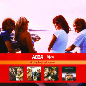 Abba X 4 (Waterloo/Abba/Arrival/Ring Ring) | Dodax.com