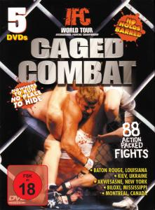Caged Combat-IFC World Tour | Dodax.at