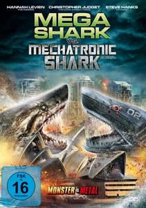 Mega Shark vs. Mechatronic Shark (DVD) | Dodax.es