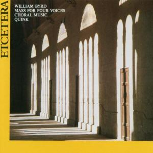 William Byrd: Mass for Four Voices; Choral Music | Dodax.at