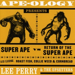 Ape-Ology Presents Super Ape vs. Return of the Super Ape | Dodax.com