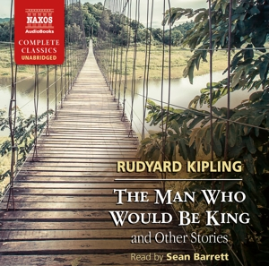 The Man Who Would Be King, 8 Audio-CDs   Dodax.at