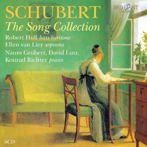 Schubert: The Song Collection | Dodax.co.uk