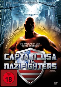 Captain USA vs. Nazifighters | Dodax.co.jp