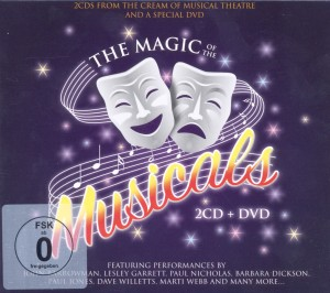 Magic of the Musicals | Dodax.co.uk