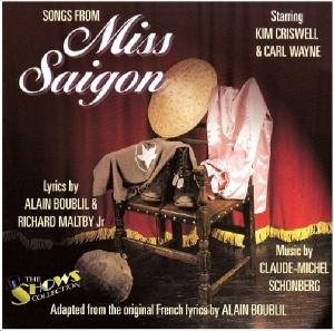 Songs from Miss Saigon [Hallmark] | Dodax.com
