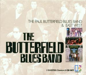 Paul Butterfield Blues Band (The) Paul Butterfield Blues Band-East West
