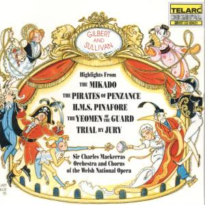 Gilbert and Sullivan: The Mikado; The Pirates of Penzance; H.M.S. Pinafore; The Yeomen of the Guard | Dodax.ch