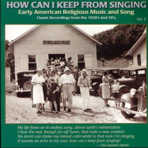 How Can I Keep from Singing, Vol. 2 | Dodax.es