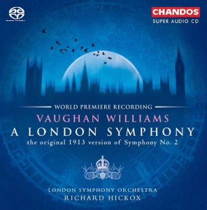 Vaughan Williams: A London Symphony | Dodax.it