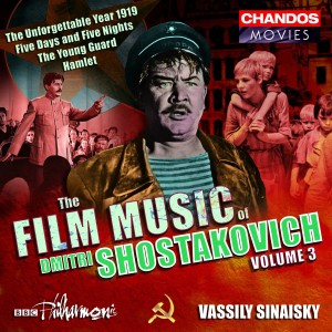 Film Music of Dmitri Shostakovich, Vol. 3 | Dodax.at