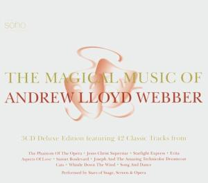Magical Music of Andrew Lloyd Webber | Dodax.es