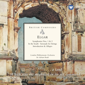 Elgar: Symphonies Nos. 1 & 2; In the South; Serenade for Strings; Introduction & Allegro   Dodax.it