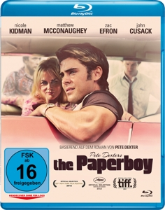 The Paperboy, 1 Blu-ray   Dodax.at