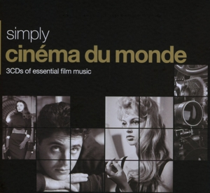 CINEMA DU MONDE 3CD | Dodax.es