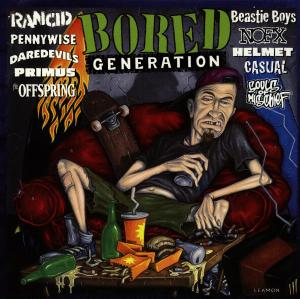 Bored Generation | Dodax.pl