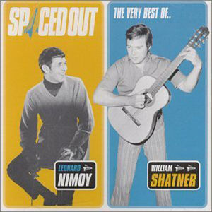 Spaced Out: The Best of Leonard Nimoy and William Shatner   Dodax.at