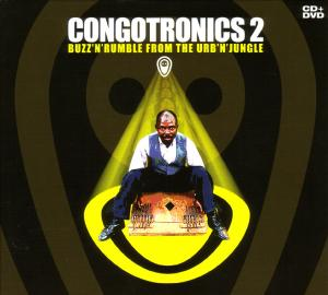 Congotronics 2: Buzz 'n' Rumble from the Urb 'n' Jungle | Dodax.nl