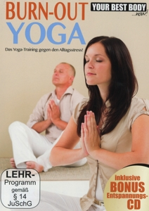 Your Best Body - Burn-Out Yoga, 2 DVDs + 1 Audio-CD | Dodax.at
