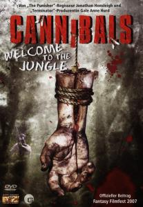 CANNIBALS - WELCOME TO THE JU | Dodax.de