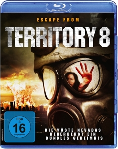 Escape from Territory 8, 1 Blu-ray | Dodax.at