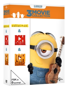 Minions - Boxset, 3 DVD | Dodax.at
