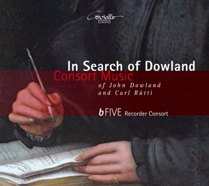 In Search of Dowland: Consort Music of John Dowland and Carl Rütti   Dodax.co.jp