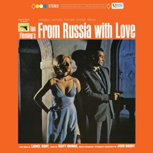 From Russia with Love [Original Motion Picture Soundtrack]   Dodax.co.uk