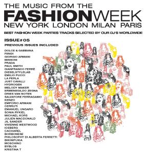 Music from the Fashion Week: Issue #5 | Dodax.pl