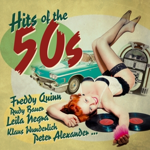 Hits Of The 50s, 1 Audio-CD   Dodax.ch