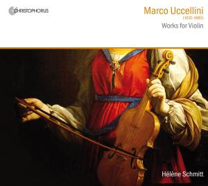 Marco Uccellini: Works for Violin   Dodax.co.uk