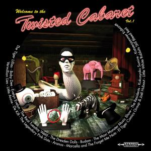Twisted Cabaret, Vol. 1 | Dodax.de