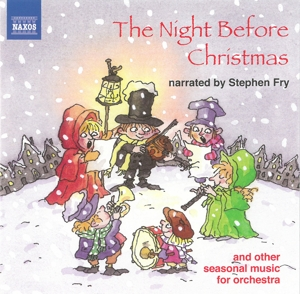 Night Before Christmas [Naxos] | Dodax.nl