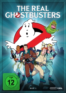 The Real Ghostbusters - Box 1 | Dodax.co.uk