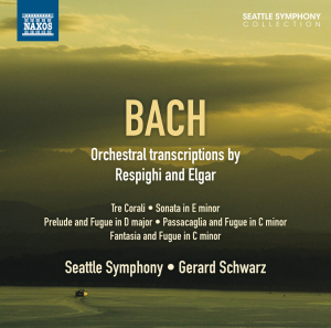 Bach: Orchestral Transcriptions by Respighi and Elgar | Dodax.de
