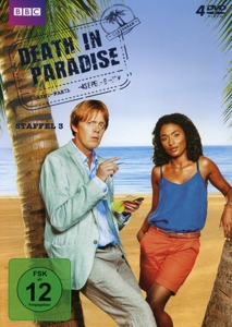 Death In Paradise. Staffel.3, 4 DVDs | Dodax.at