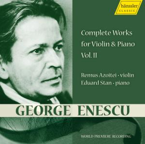 Complete Works for Violin and Piano, Audio-CD. Vol.2 | Dodax.ch